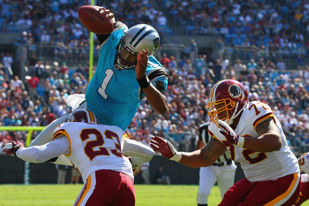 2bbf1038 Game Preview: Carolina Panthers (1-6) @ Washington Redskins (3-5 ...