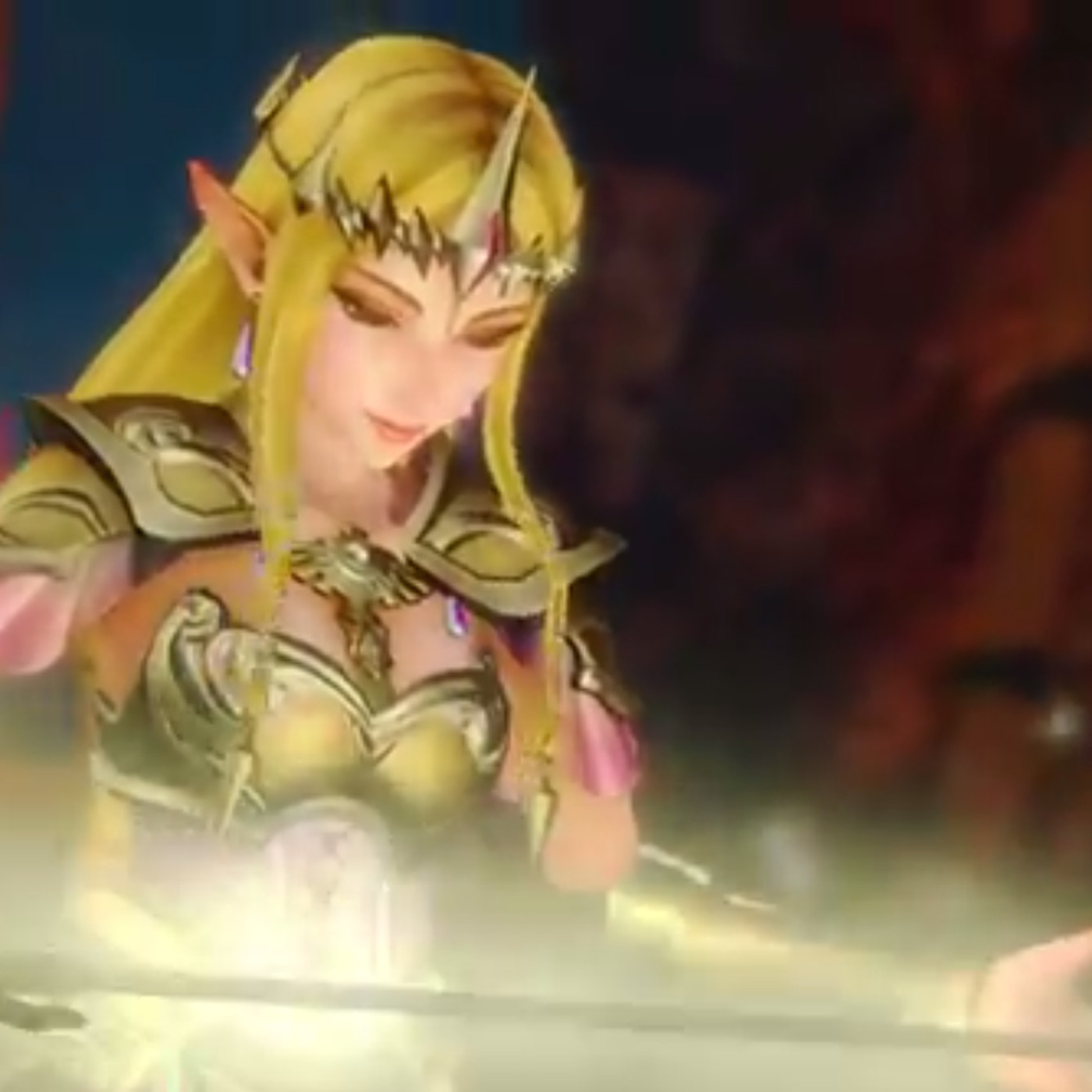 Watch Princess Zelda Kick Some Serious Ass In This Hyrule Warriors Trailer Polygon