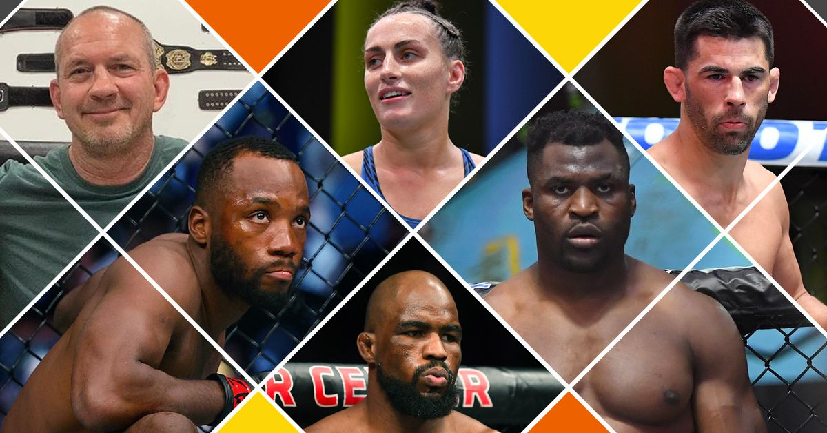 Watch The MMA Hour with Ngannou, Edwards, Cruz, Anderson, Winkeljohn, and O'Neill now