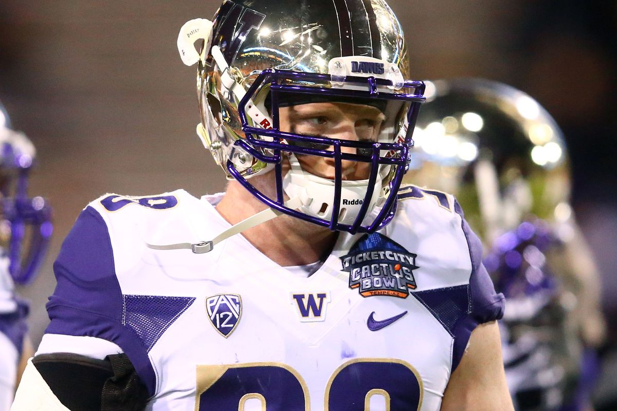 Will Dissly is so good, he might be starting at two positions before the season is over.