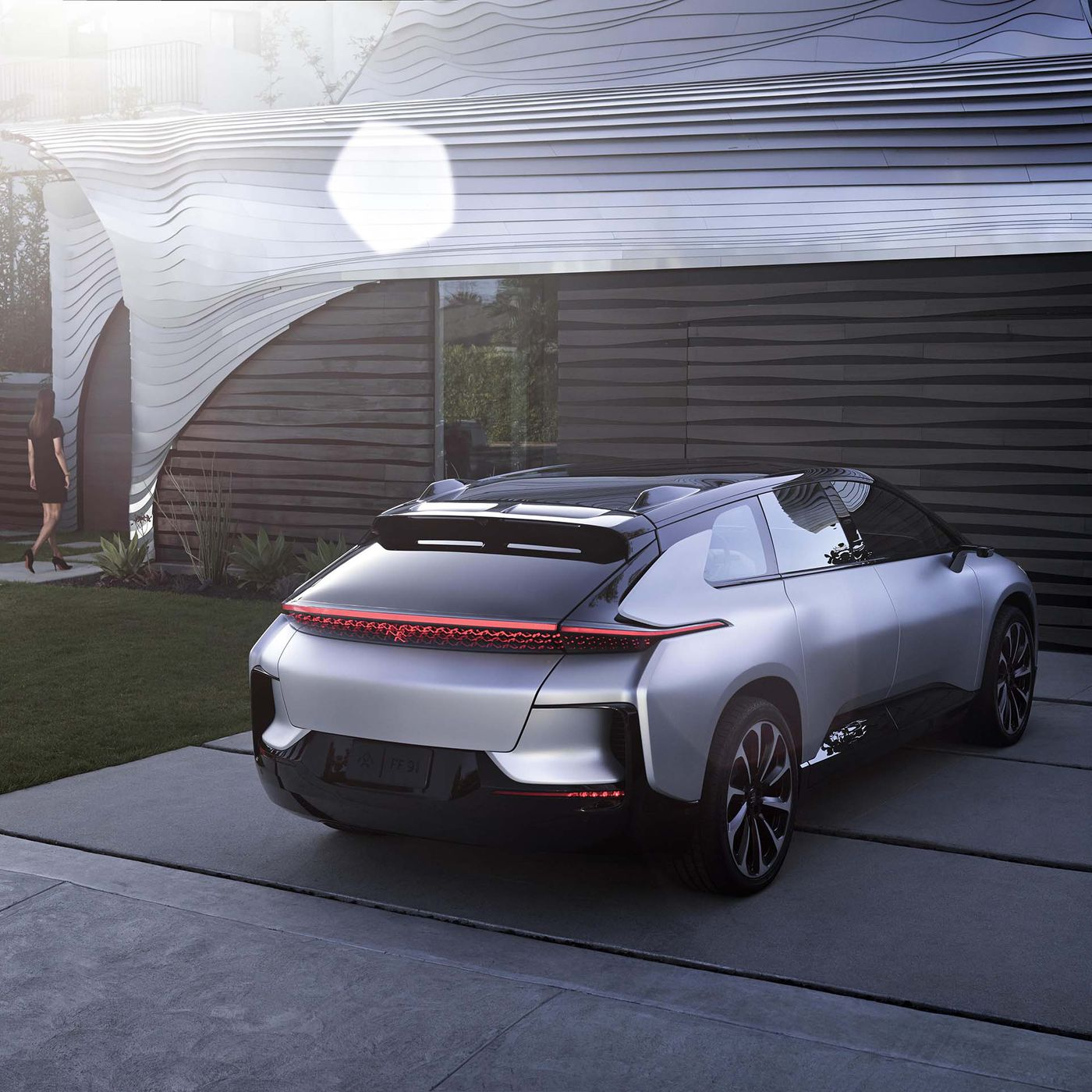 Faraday Future just sold its headquarters to help keep the company