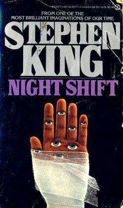 Stephen King Night Shift cover