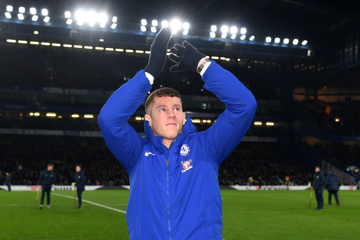 Chelsea midfielder Ross Barkley: 'I'm obsessed with improving'