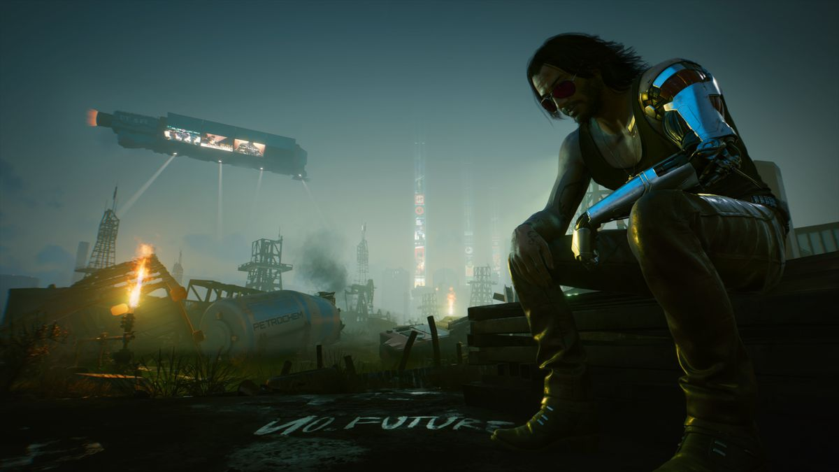 Cyberpunk 2077 review: huge, ambitious, and safe - The Verge
