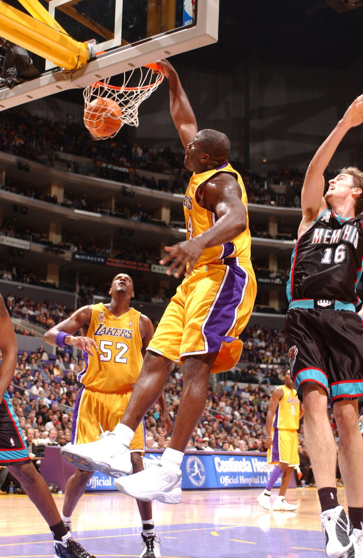 O''Neal dunk