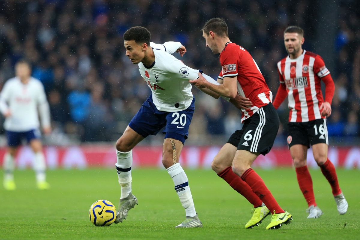 Sheffield United Vs Tottenham Hotspur Game Time Tv Channels How To Watch Cartilage Free Captain