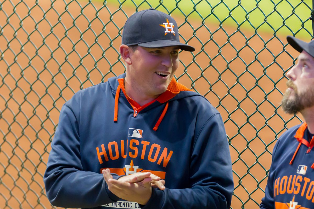 MLB: AUG 14 Tigers at Astros