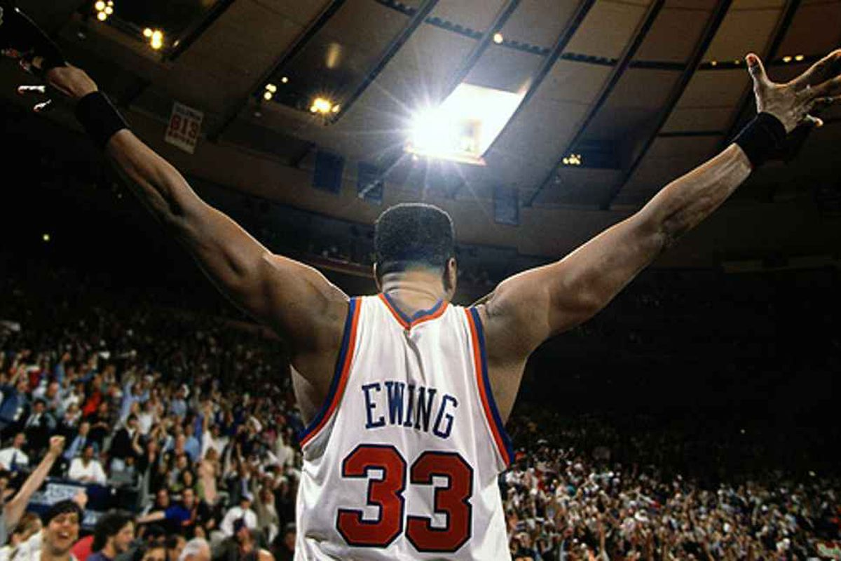 This week in Knicks history: the 'Bockers beat the Bulls to advance to Conference Finals