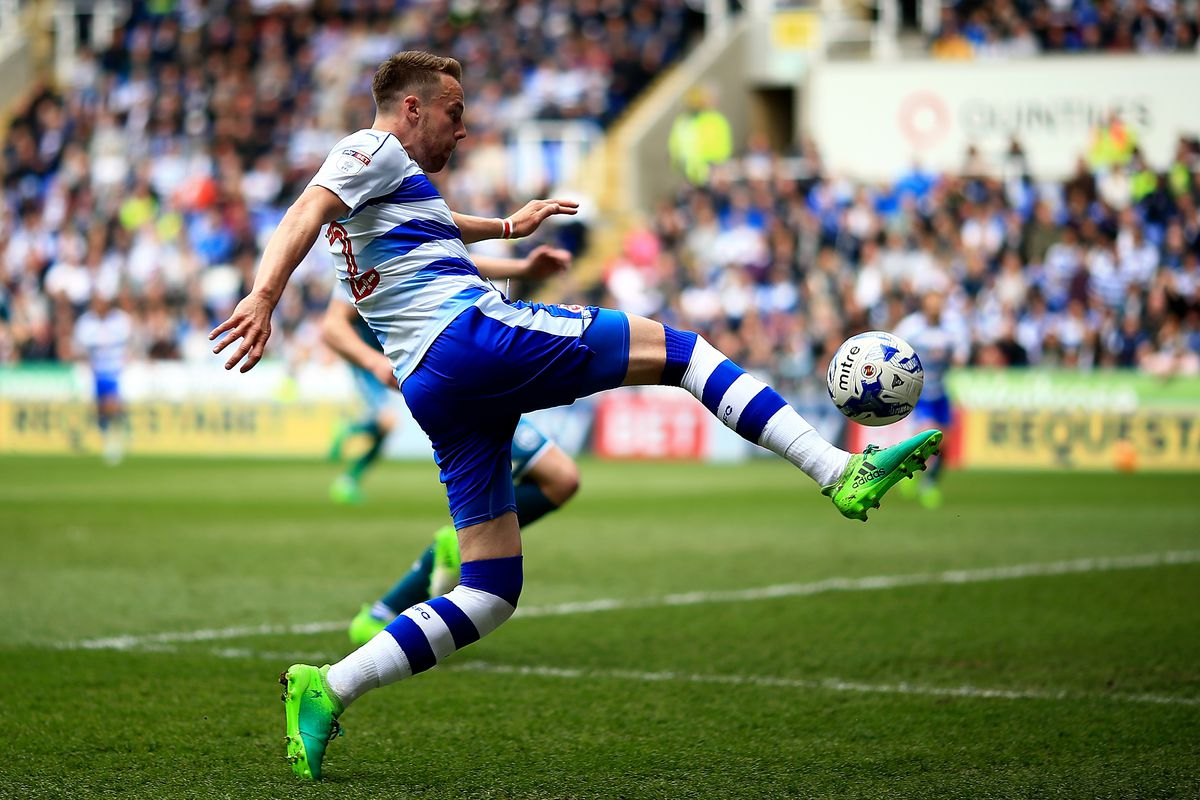 Chris Gunter: Reading defender signs new three-year contract