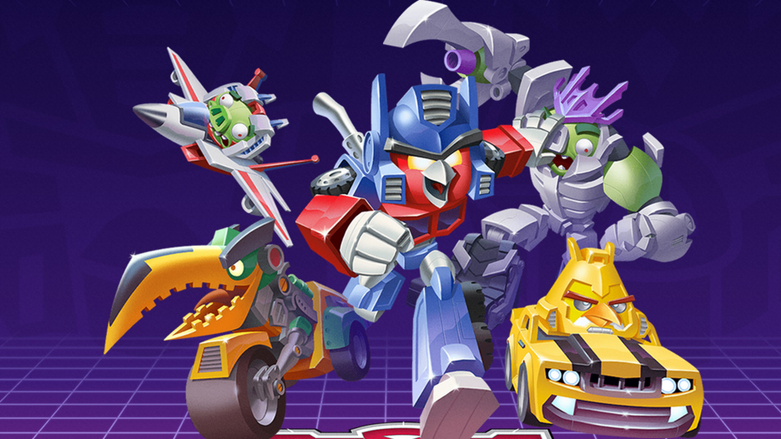 angry birds transformers 39 coming soon 39 to app stores polygon. Black Bedroom Furniture Sets. Home Design Ideas