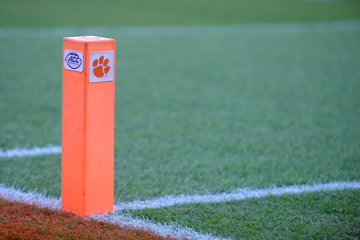 COLLEGE FOOTBALL: OCT 03 Virginia at Clemson