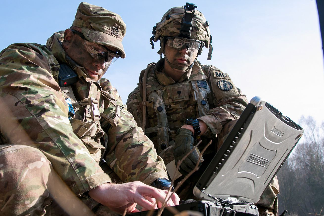 peter thiel s data company palantir will develop a new intelligence platform for the us army