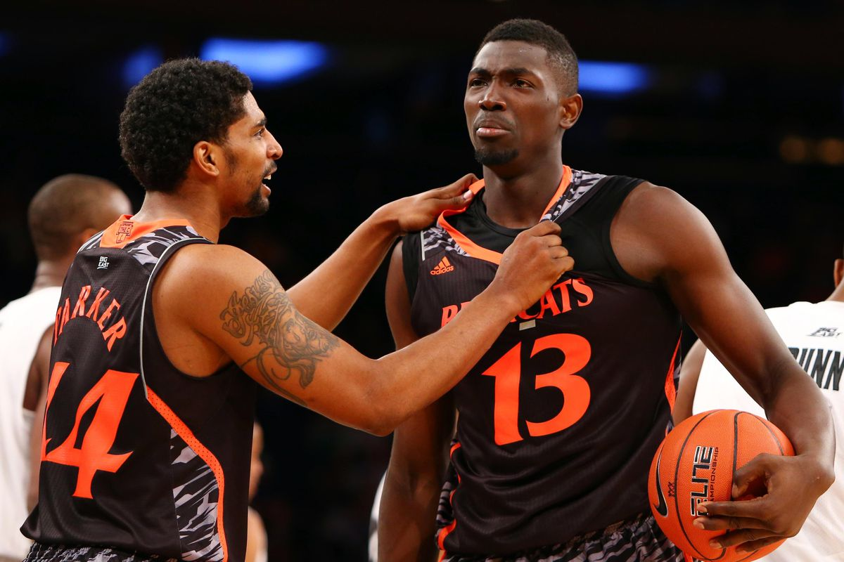 Cheik Mbodj's ability to protect the paint could make the difference for the Bearcats