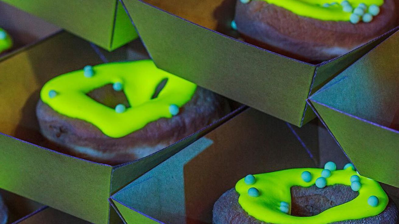 This Week in Food: These Doughnuts Glow in the Dark