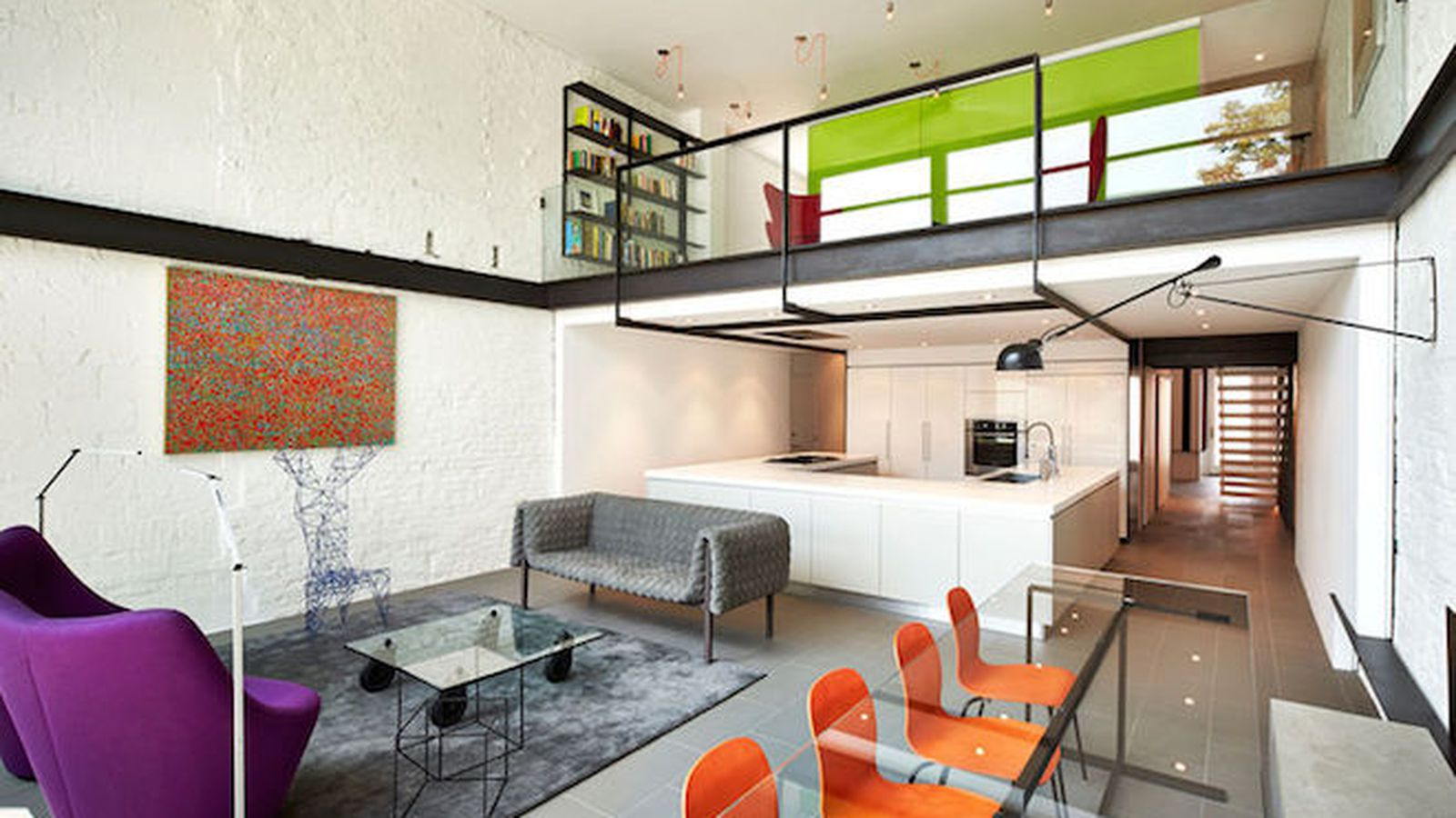 Must all houses have open plan interiors now curbed for Open plan house interior design