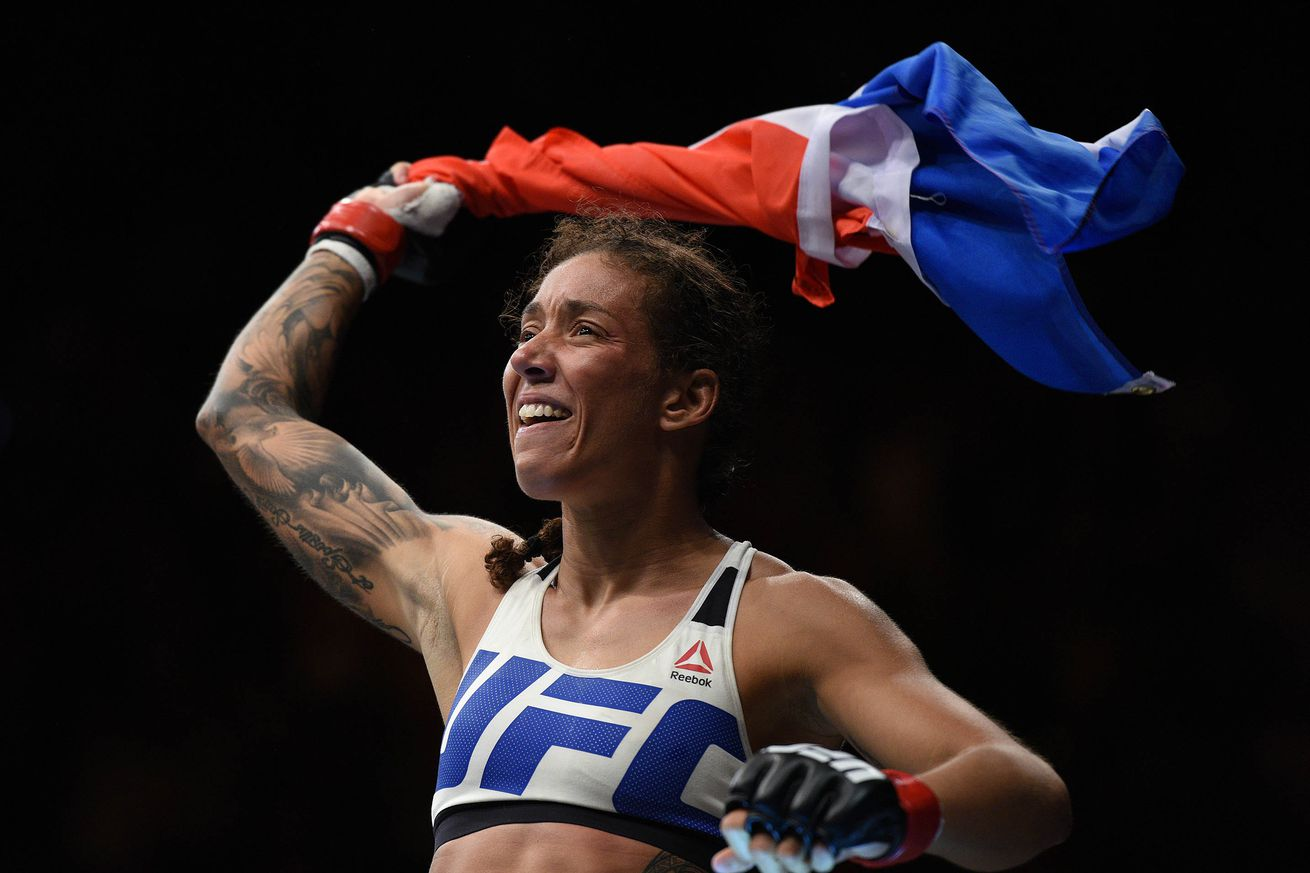 community news, Germaine de Randamie unwilling to fight 'known and proven cheater' Cris Cyborg, who calls GDR 'scared'