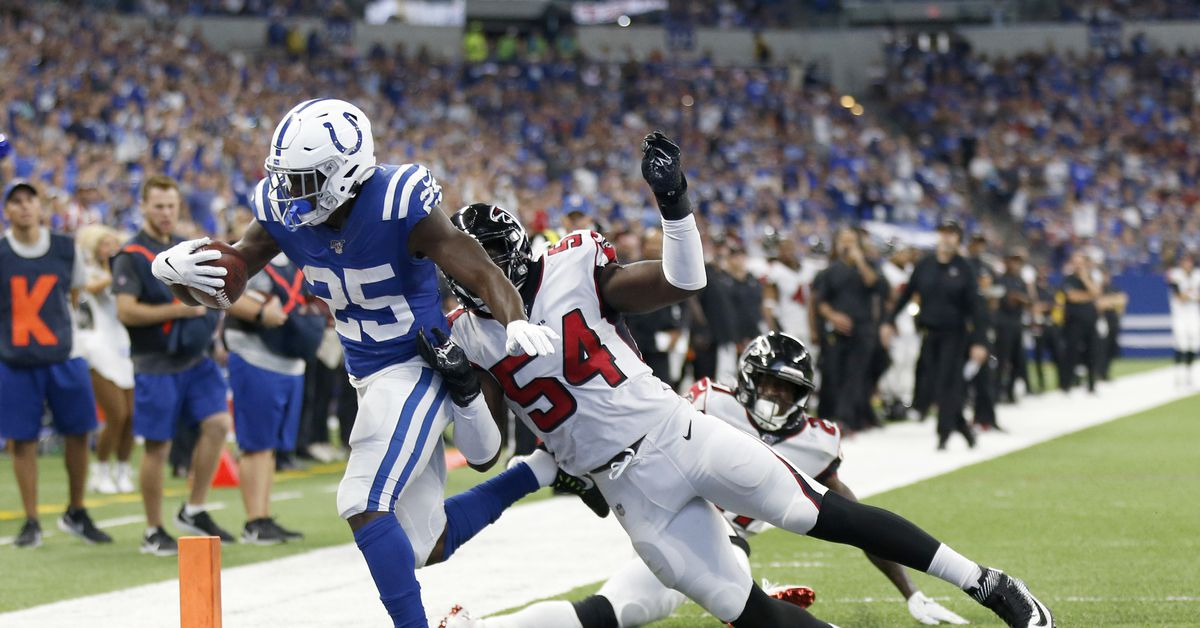 Colts now 15-2 against Falcons, improving best team-versus-team record in NFL history
