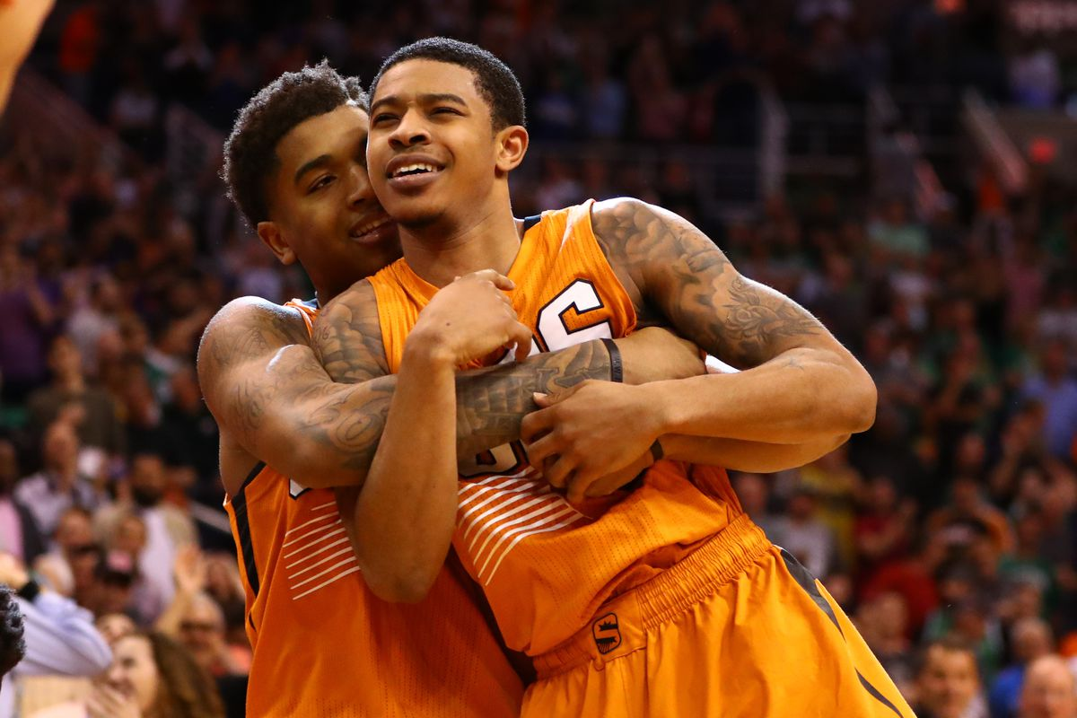 99ac6fcac16 Phoenix Suns Player of the Week  Tyler Ulis is the Suns  young leader