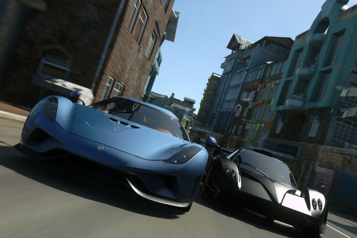 Driveclub Vr Is The Most Impressive Virtual Reality Racer Yet The