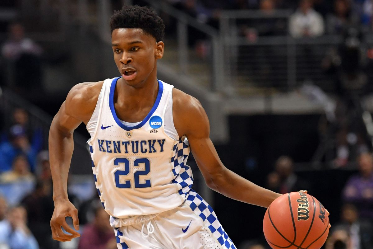 One And Not Done  An Overlooked Part of Kentucky Basketball s Success · Shai  Gilgeous-Alexander NBA Draft Profile e111b5a60