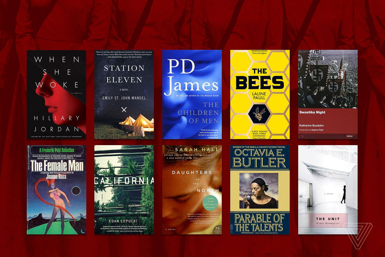 11 Books To Read While You Wait For Season 2 Of Handmaid's Tale  The Verge