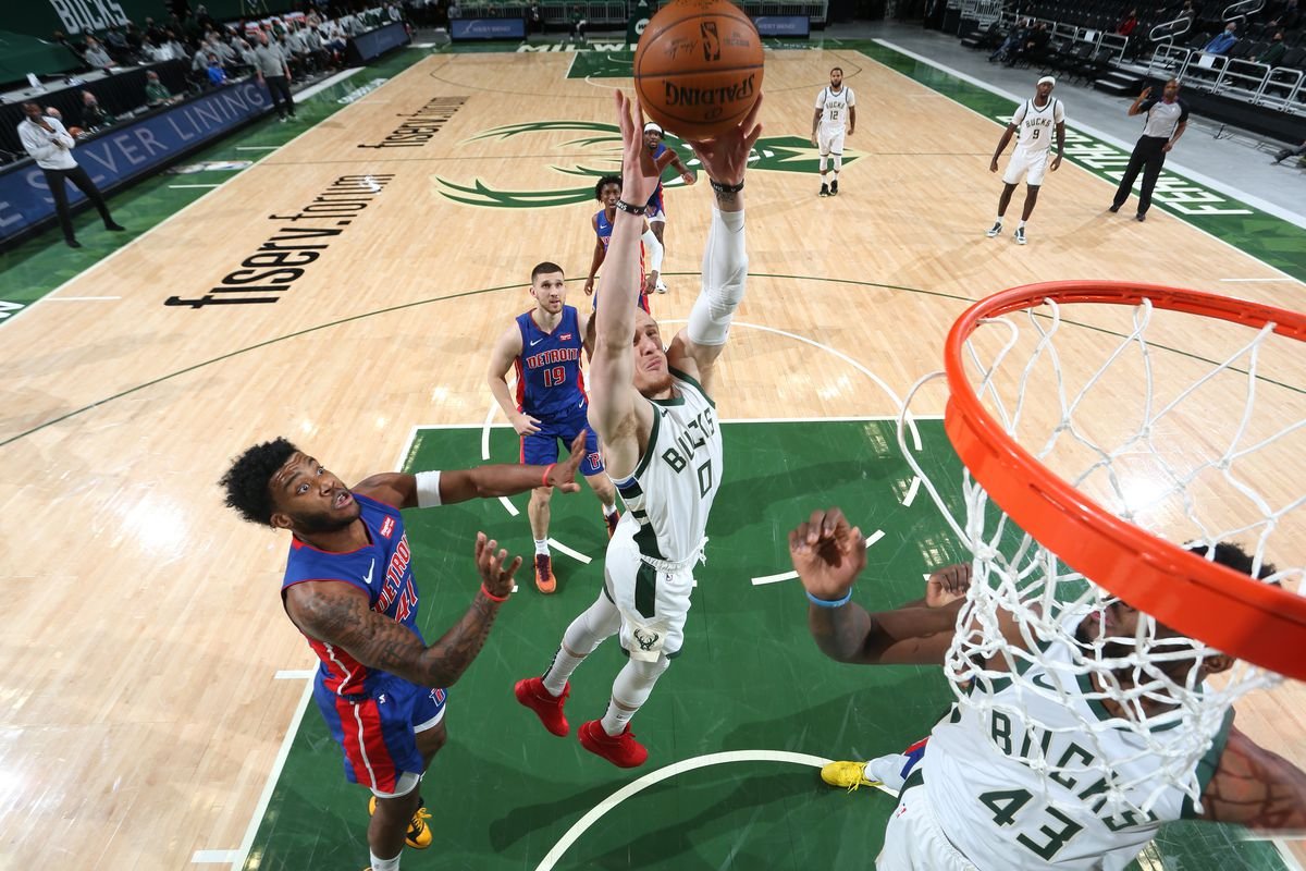 Bucks Vs Pistons Game Thread Brew Hoop