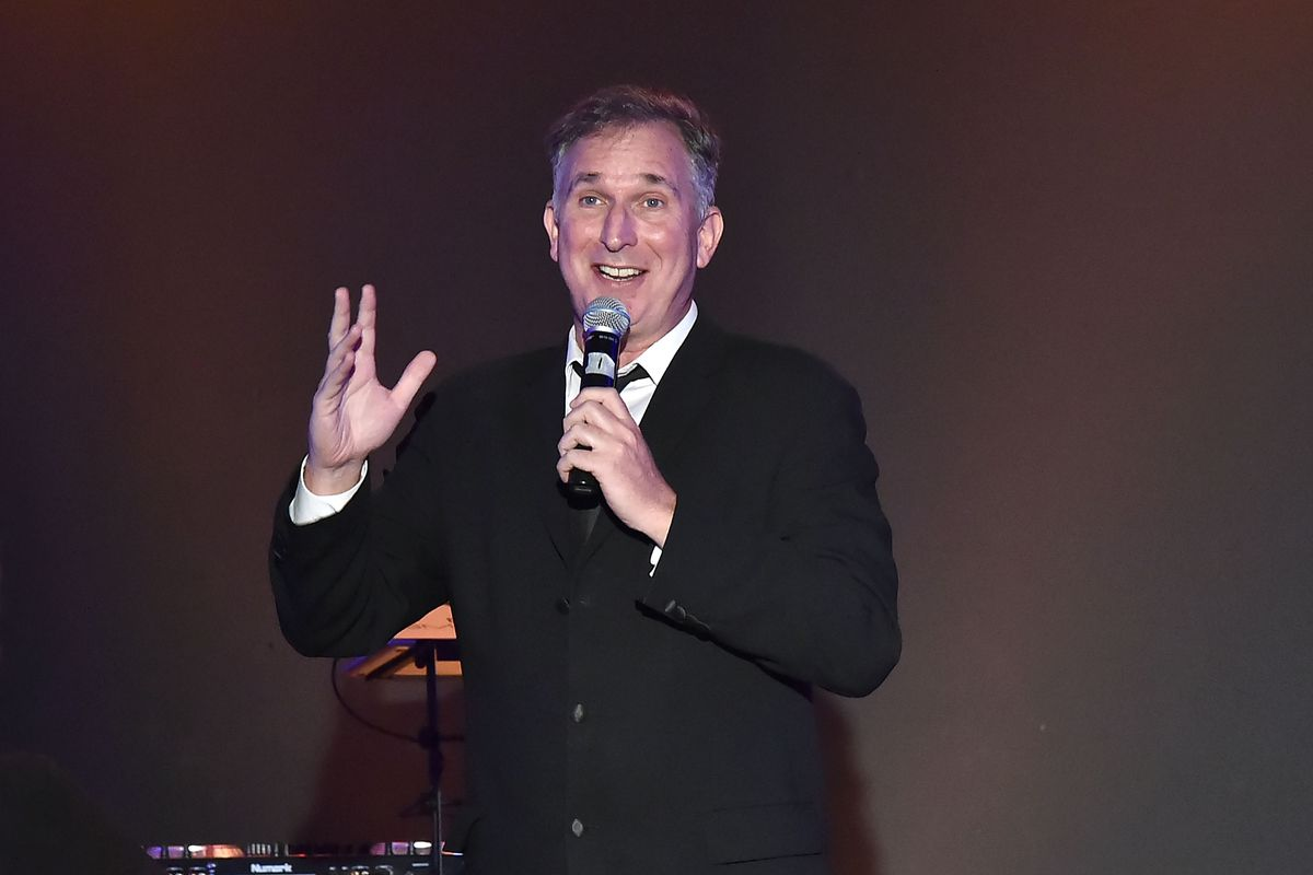 The Inaugural Palm Springs International Comedy Festival Dinner Gala