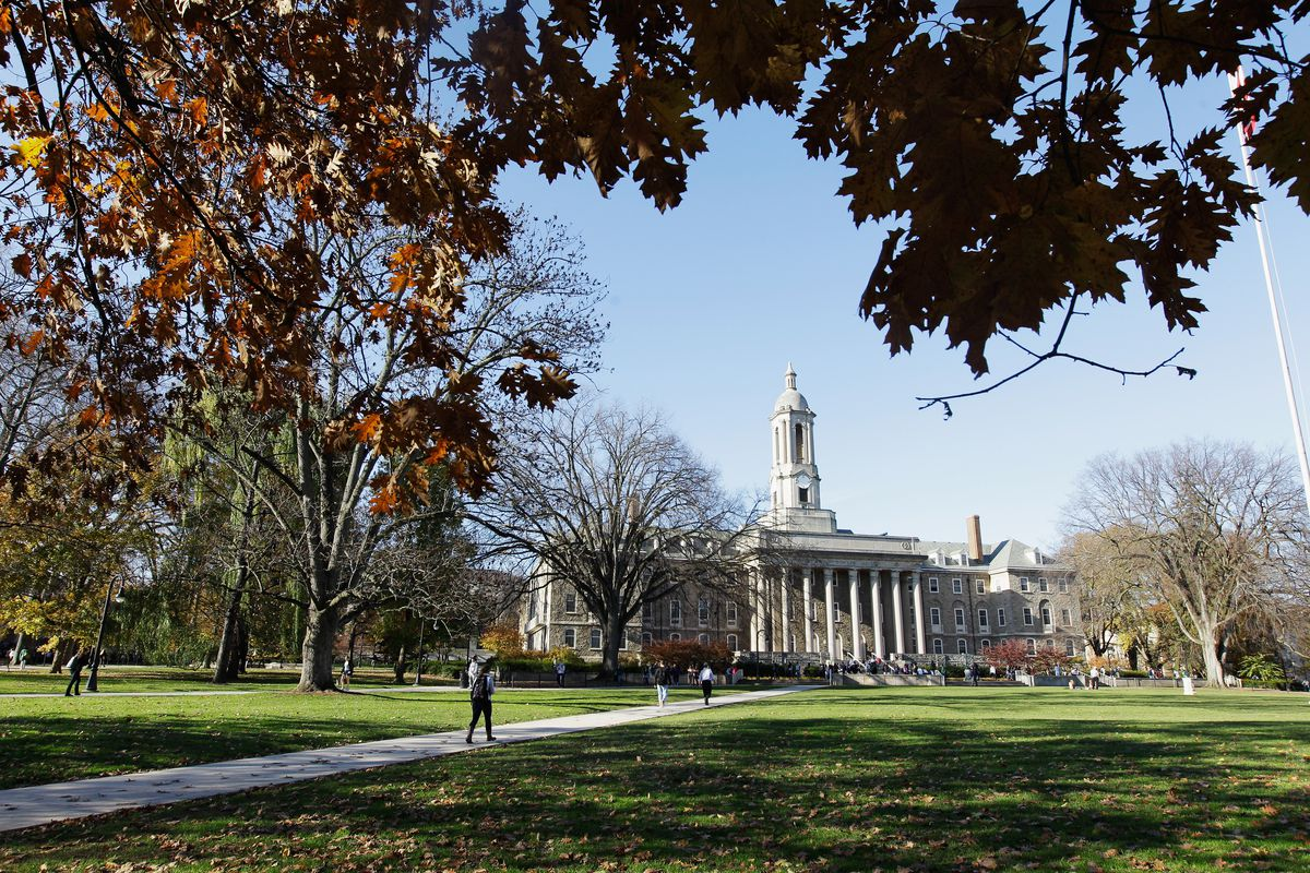 Penn State's Old Main