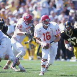 The last game of the almost forever football streak by TOE. 27-9 was the final in the 1998 edition.