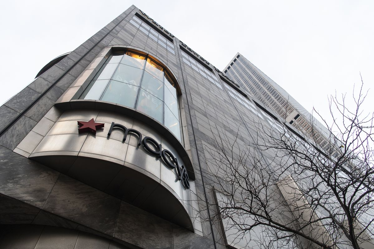 Macy's is in its final weeks of operations at Water Tower Place.