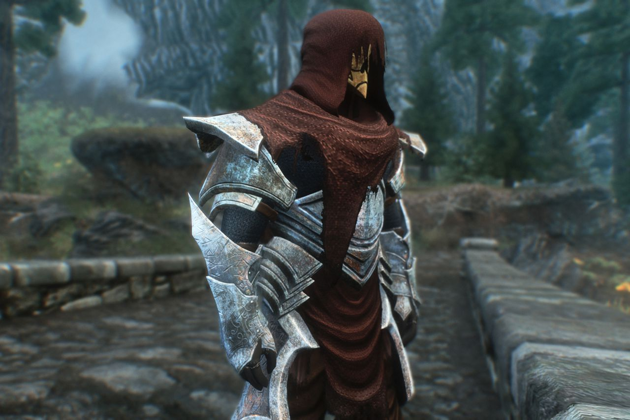 How To Make A Character Mod In Skyrim