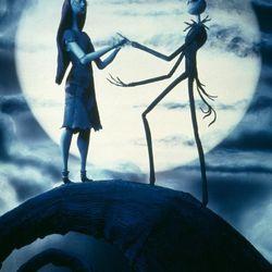 "Tim Burton's ""The Nightmare Before Christmas."""
