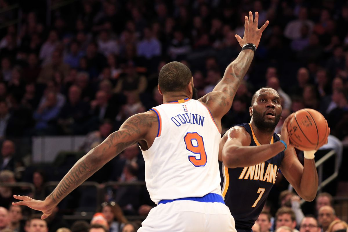 MSG Dispatches Knicks defensive adjuments on Al Jefferson