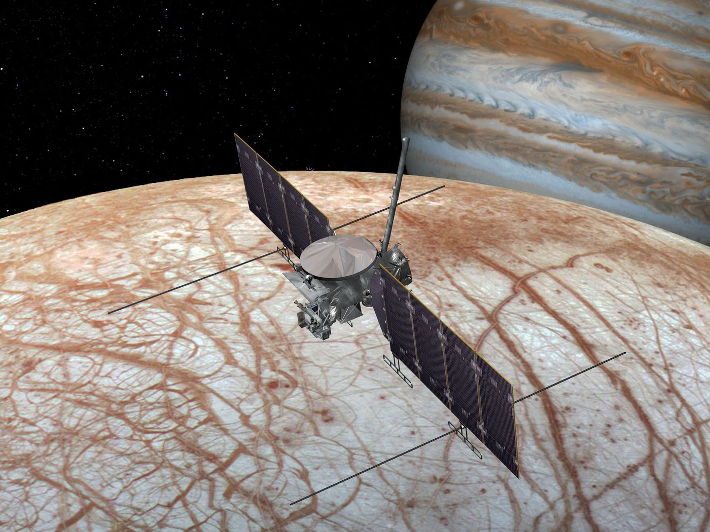 NASA's mission to Europa on a delayed rocket could cost an