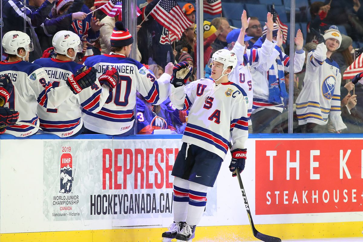 Usa Vs Russia World Juniors Live Stream Time Tv Schedule And