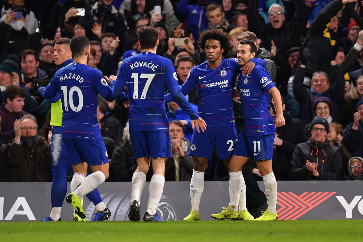 77efa25ebcd Chelsea 2-1 Newcastle United, Premier League: Post-match reaction ...