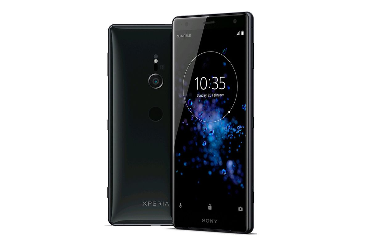 Image result for Sony Xperia XZ2