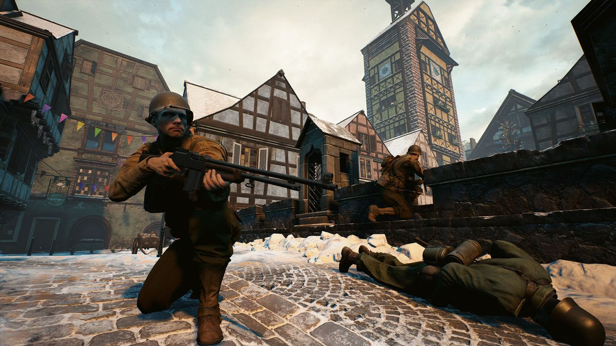 Days Of War Is Here To Remind You That Wwii Shooters Are Awesome