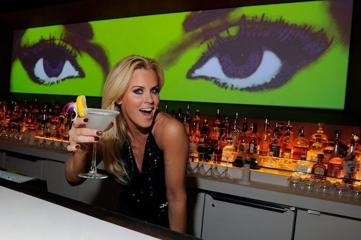 Comedian and talk show host Jenny McCarthy dined at Andrea's. Photo:David Becker/WireImage