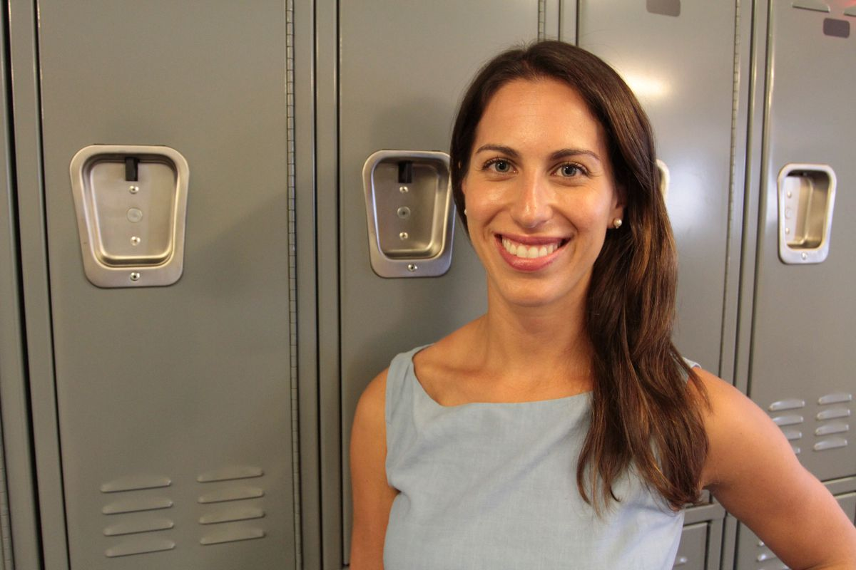 Kate Del Priore, executive director of Schools That Can NYC