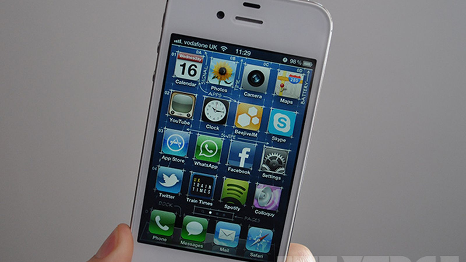Next Iphone Will Use In Cell Technology To Produce A