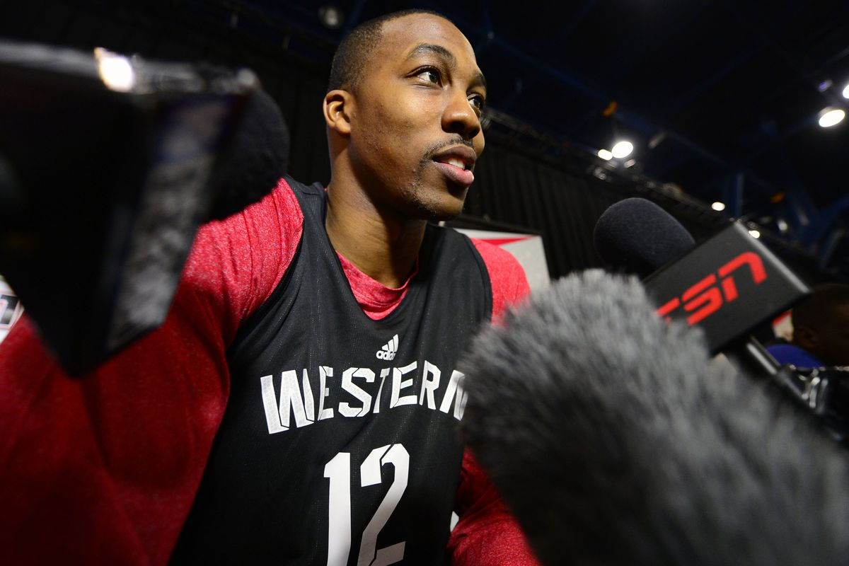 a53f9f74eff NBA Rumor  Hawks may target Dwight Howard - Silver Screen and Roll
