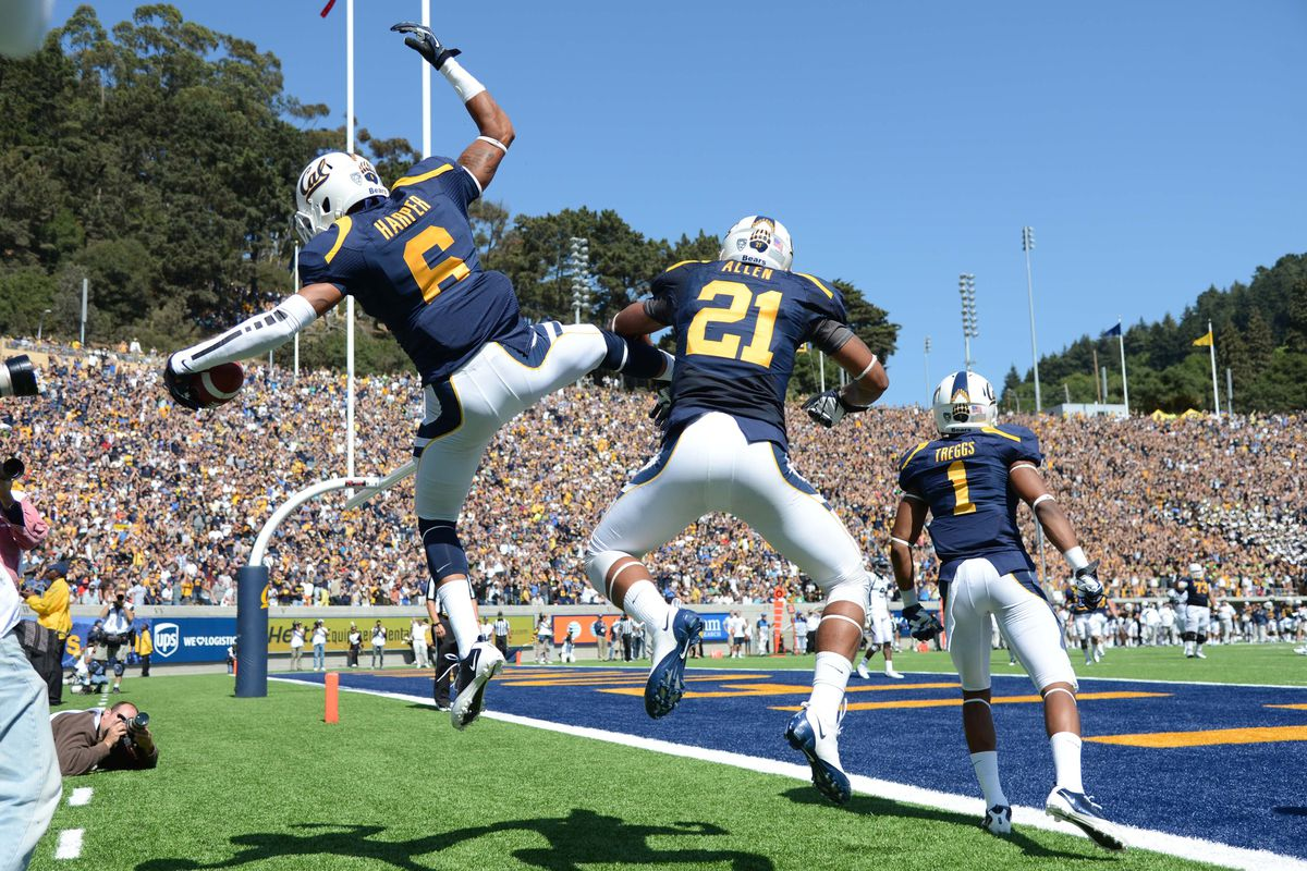 Will the Bears do more end zone celebrating this week and break into the win column against Southern Utah?