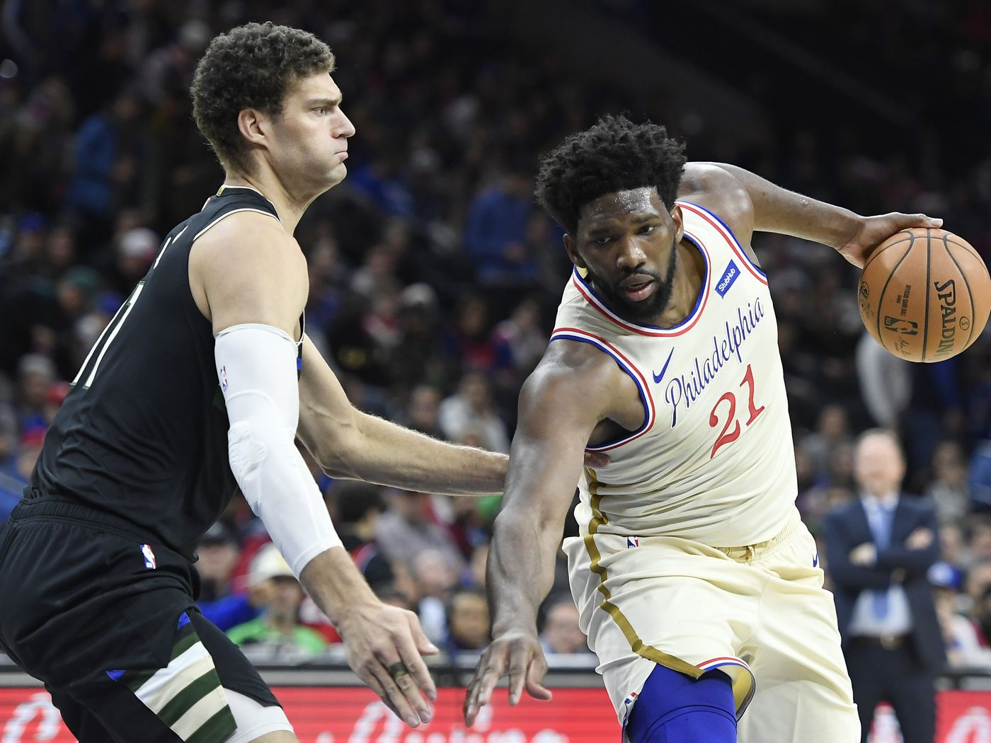 Sixers Bell Ringer Game 33 Sixers Dominate Bucks On Christmas Day Liberty Ballers