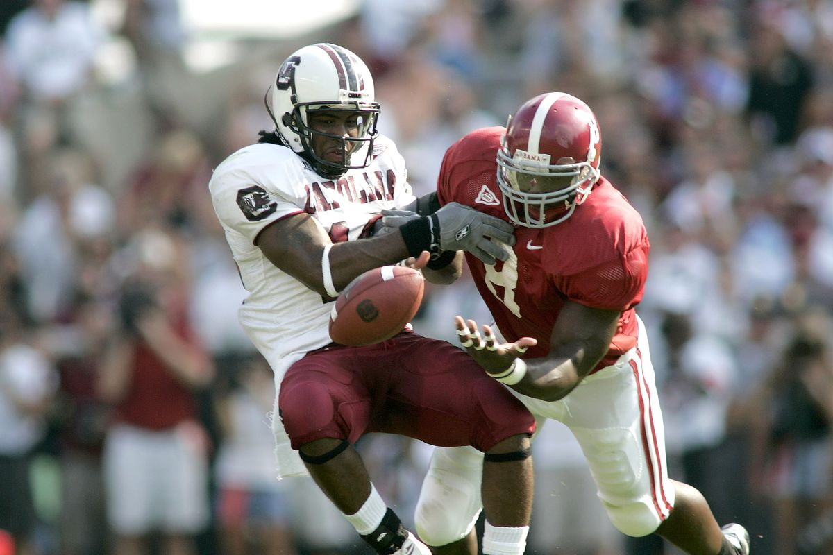 Alabama Crimson Tide v South Carolina Gamecocks