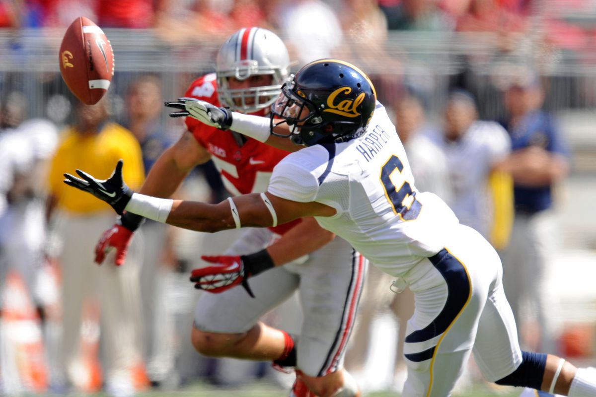 Can Chris Harper help the Bears to a program record point total against Ohio State?