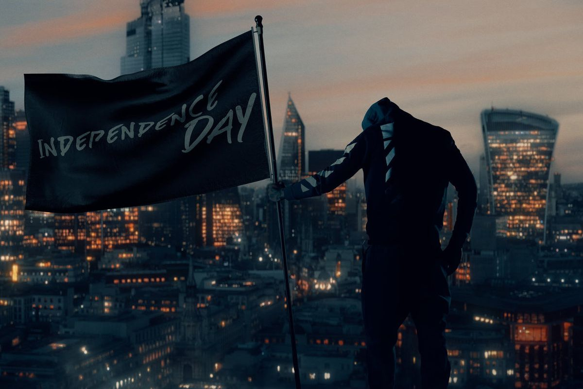 Fredo's 'Independence Day' artwork