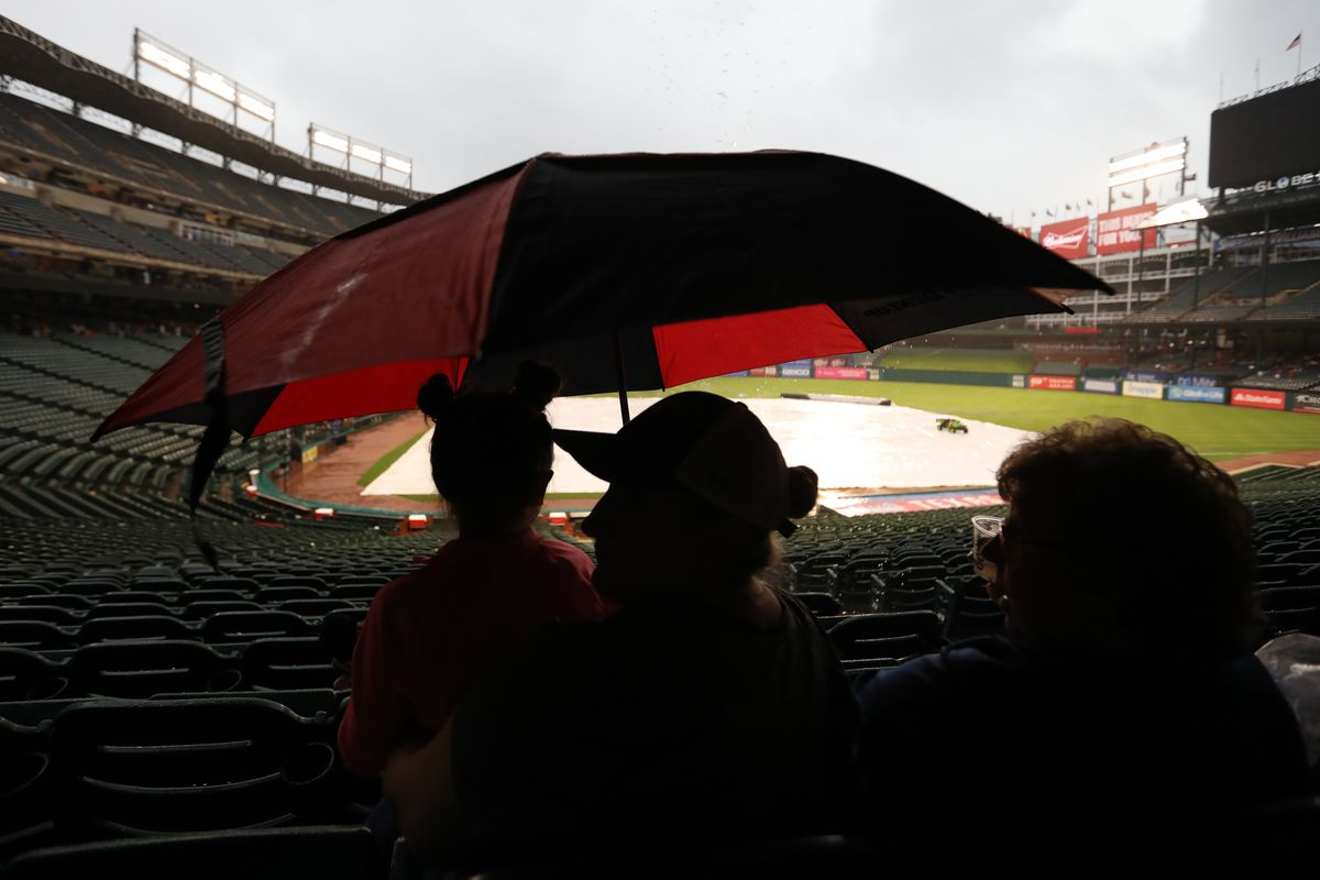 Tonight's game should probably be postponed - A Hunt and