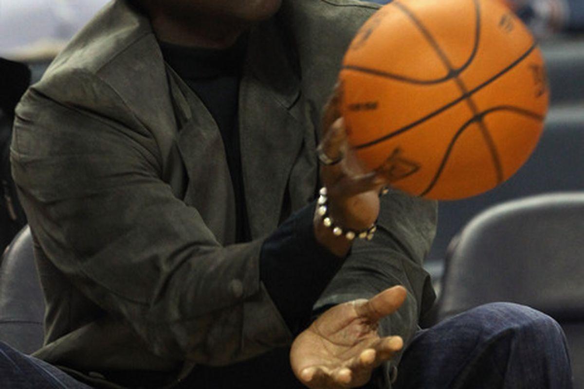 Michael Jordan: Shot a lot of free throws
