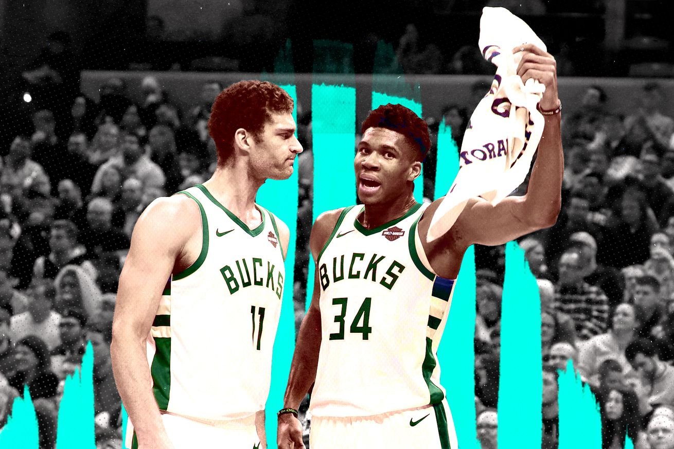 bucks  1 .0 - The Bucks' present is great, but their future is perilous